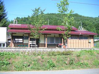 海ノ口駅 全景