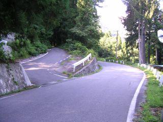 海ノ口駅 ホーム